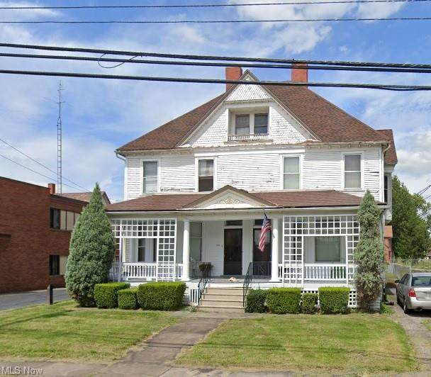 167 Porter Street NE #1, Warren, OH 44483 (MLS #4312814) :: TG Real Estate