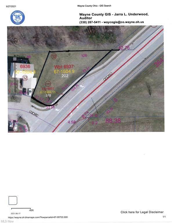 Peach Lane, Wooster, OH 44691 (MLS #4312838) :: TG Real Estate