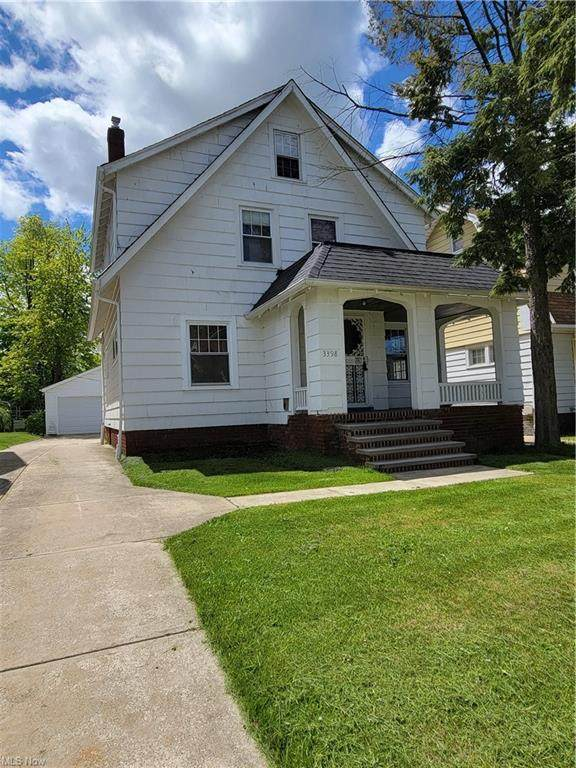 3398 Winsford Road, Cleveland Heights, OH 44112 (MLS #4313369) :: TG Real Estate