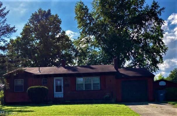 1258 Woodhurst Drive, Austintown, OH 44515 (MLS #4313499) :: The Jess Nader Team | REMAX CROSSROADS