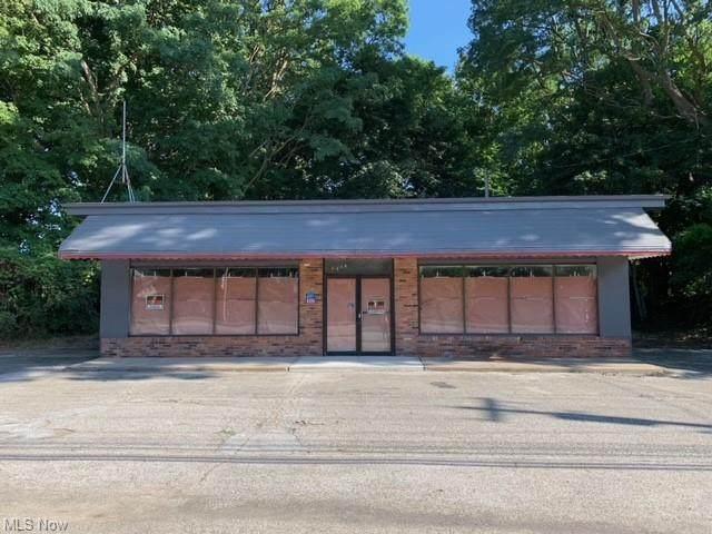 1968 N Ridge Road, Painesville Township, OH 44077 (MLS #4313917) :: Keller Williams Chervenic Realty
