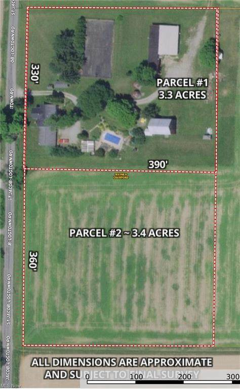 6908 Saint Jacobs Logtown Road, Lisbon, OH 44432 (MLS #4314323) :: TG Real Estate