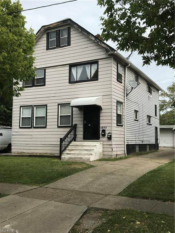 1277 E 167th Street, Cleveland, OH 44110 (MLS #4314370) :: Select Properties Realty