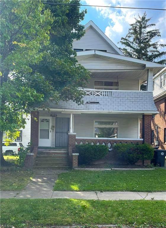 3808 E 123rd Street, Cleveland, OH 44105 (MLS #4314533) :: Tammy Grogan and Associates at Keller Williams Chervenic Realty
