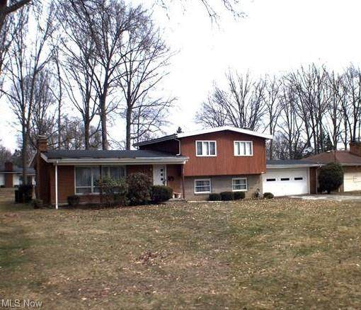 448 E Montrose Street, Youngstown, OH 44505 (MLS #4314596) :: Select Properties Realty