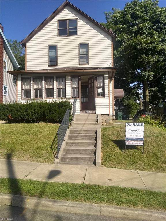 193 24th Street NW, Barberton, OH 44203 (MLS #4314603) :: RE/MAX Trends Realty