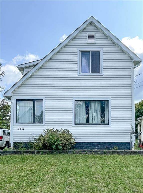 545 Belmont Avenue, Niles, OH 44446 (MLS #4314616) :: RE/MAX Edge Realty