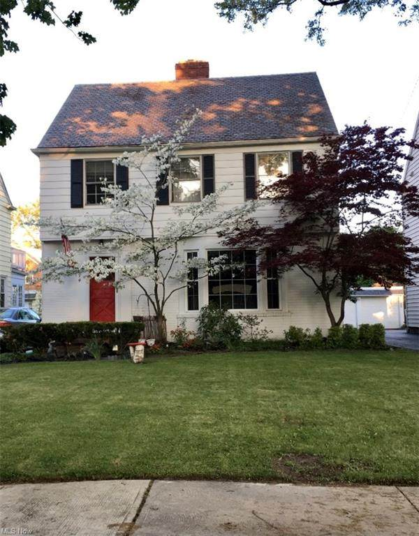 3694 Palmerston Road, Shaker Heights, OH 44122 (MLS #4315121) :: Tammy Grogan and Associates at Keller Williams Chervenic Realty