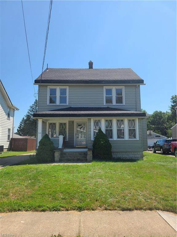 53 Russell Avenue, Niles, OH 44446 (MLS #4315125) :: TG Real Estate