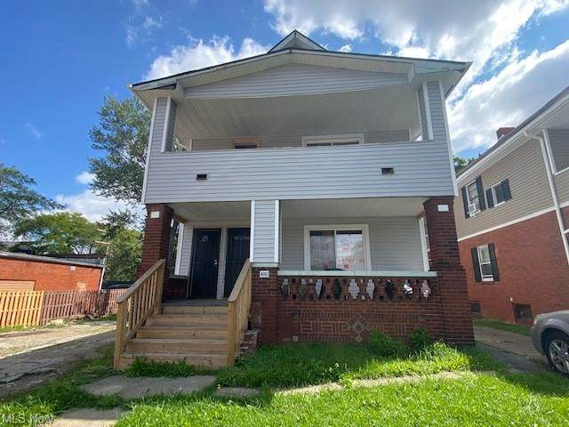 4013 E 131st Street, Cleveland, OH 44105 (MLS #4315375) :: RE/MAX Edge Realty