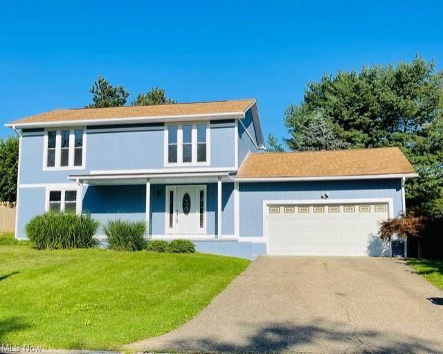 604 Pine Valley Drive, Steubenville, OH 43953 (MLS #4315392) :: RE/MAX Edge Realty