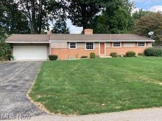 236 Manor Drive, Columbiana, OH 44408 (MLS #4315420) :: TG Real Estate