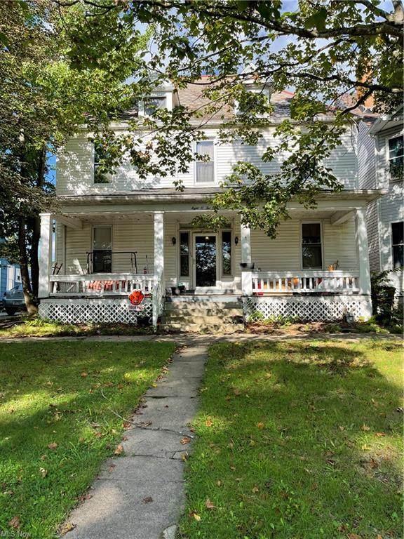 802 3rd Street, Marietta, OH 45750 (MLS #4315651) :: The Holden Agency