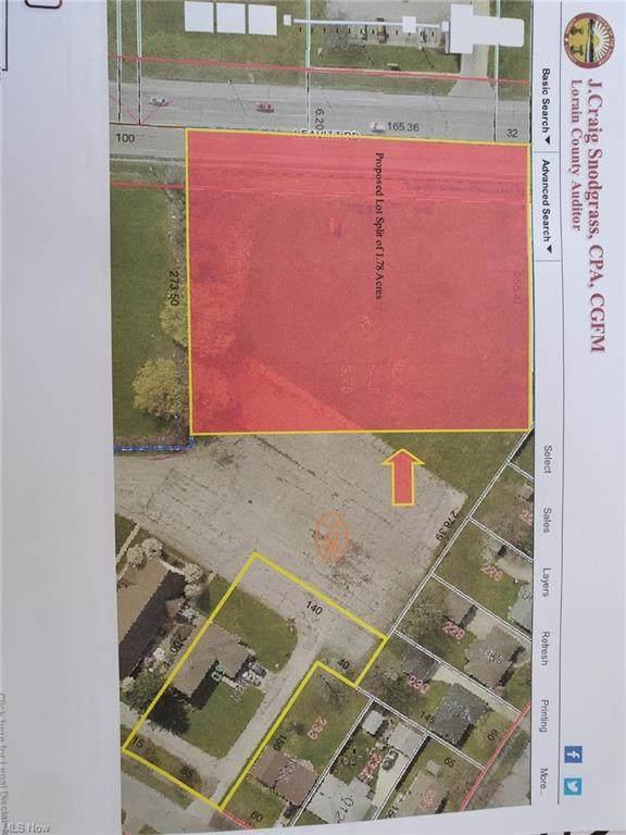 V/L Leavitt Road, Lorain, OH 44053 (MLS #4315829) :: TG Real Estate