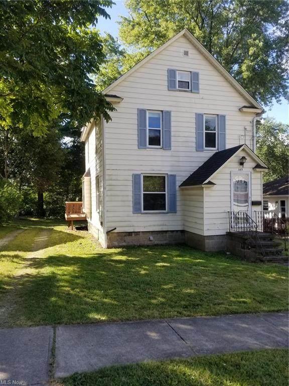 145 W North Street, Wadsworth, OH 44281 (MLS #4316273) :: Keller Williams Chervenic Realty