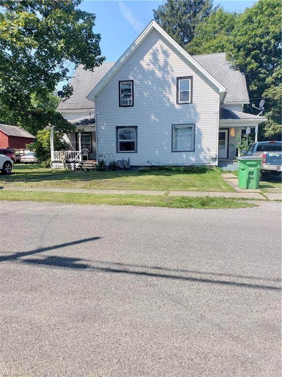 215 Gates Street, Andover, OH 44003 (MLS #4316404) :: RE/MAX Edge Realty