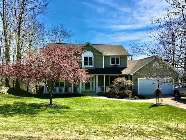 49715 Parkview Drive, East Liverpool, OH 43920 (MLS #4316532) :: The Kaszyca Team