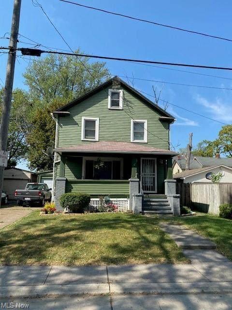 618 Brownell Avenue, Lorain, OH 44052 (MLS #4317119) :: Vines Team