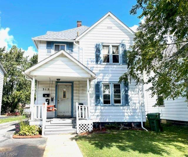 315 5th Street, Fairport Harbor, OH 44077 (MLS #4317177) :: The Holden Agency