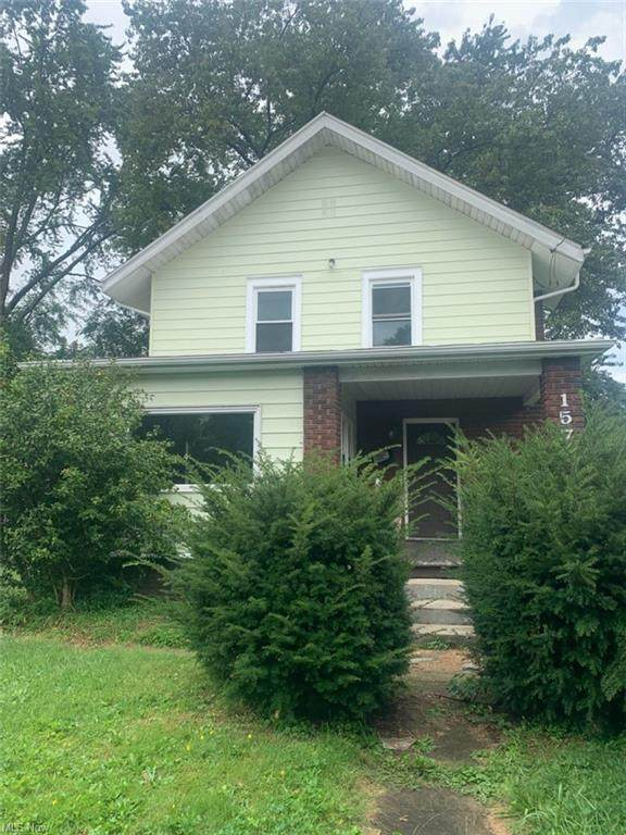 1579 Hampton Road, Akron, OH 44305 (MLS #4317374) :: The Holden Agency