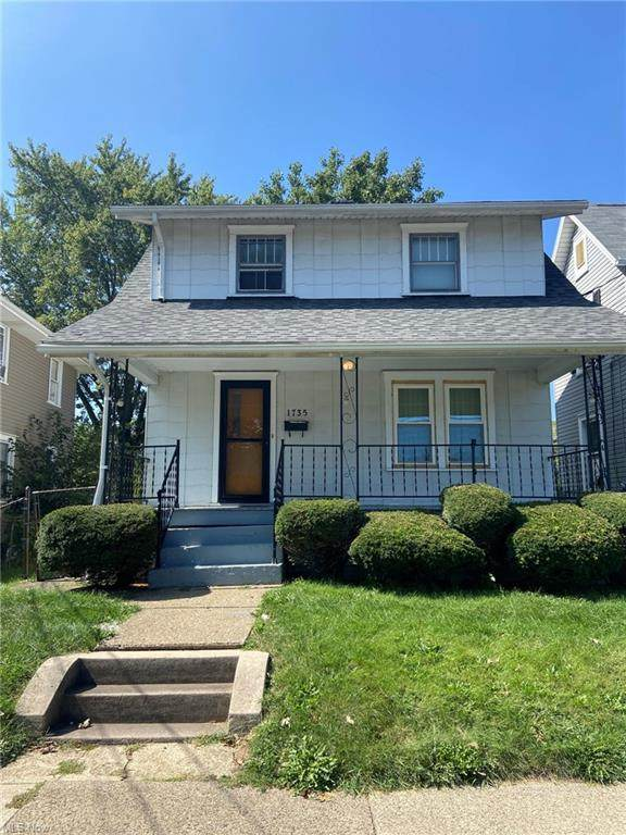 1735 Edwards Avenue NE, Canton, OH 44705 (MLS #4317407) :: The Holden Agency