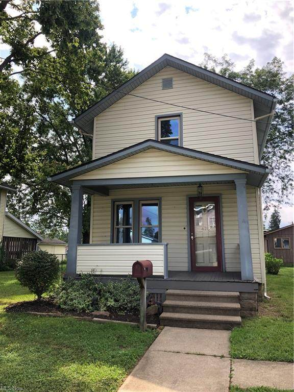428 Ross Avenue NW, New Philadelphia, OH 44663 (MLS #4317459) :: RE/MAX Trends Realty