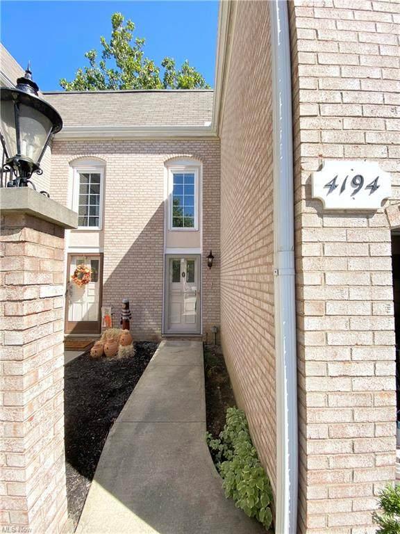 4194 E Normandy Park Drive, Medina, OH 44256 (MLS #4317521) :: Keller Williams Chervenic Realty