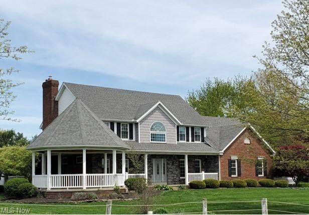 3835 State Street NE, Canton, OH 44721 (MLS #4317582) :: The Holden Agency