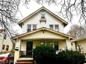 3926 E 116th Street, Cleveland, OH 44105 (MLS #4317708) :: Keller Williams Legacy Group Realty