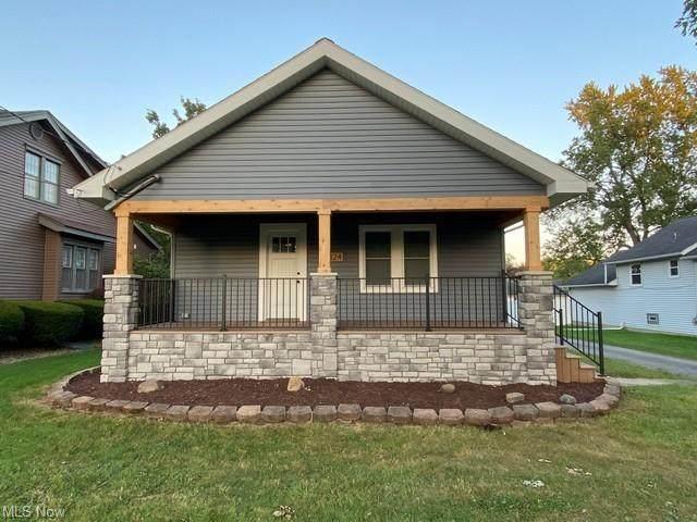 5324 Mahoning Avenue, Warren, OH 44483 (MLS #4317718) :: RE/MAX Edge Realty