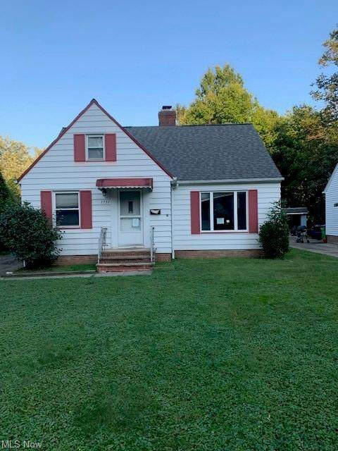1731 Beaconwood Avenue, South Euclid, OH 44121 (MLS #4318004) :: Keller Williams Legacy Group Realty