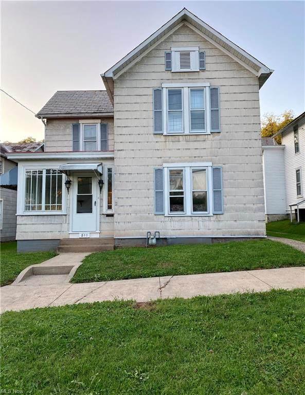 811 Warren Street, Marietta, OH 45750 (MLS #4318007) :: RE/MAX Trends Realty