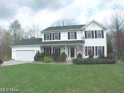 2003 Powder Mill Run, Youngstown, OH 44505 (MLS #4318061) :: Select Properties Realty