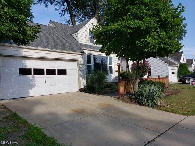 91 E 206th Street, Euclid, OH 44123 (MLS #4318068) :: RE/MAX Trends Realty
