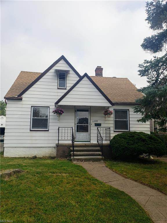 11900 Marne Avenue, Cleveland, OH 44111 (MLS #4318117) :: The Holden Agency