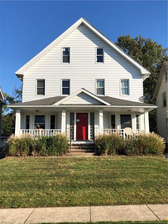 3287 Washington Boulevard, Cleveland Heights, OH 44118 (MLS #4318234) :: The Holden Agency