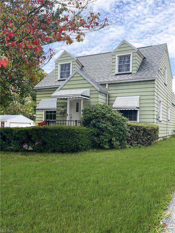 54 S Hartford Avenue, Youngstown, OH 44509 (MLS #4318246) :: The Holly Ritchie Team