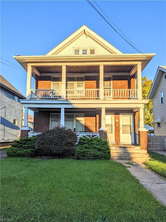3415 W 95th Street, Cleveland, OH 44102 (MLS #4318355) :: The Holden Agency