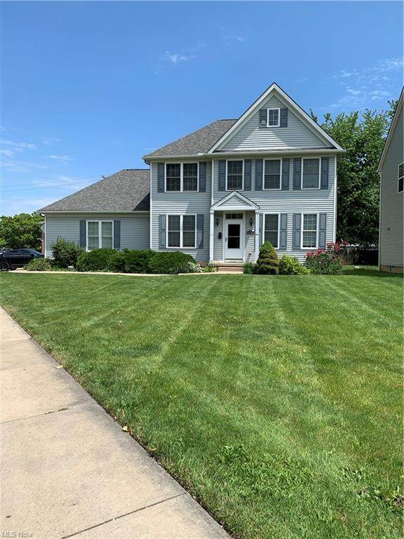 21610 Lake Shore Boulevard, Euclid, OH 44123 (MLS #4318544) :: The Holly Ritchie Team