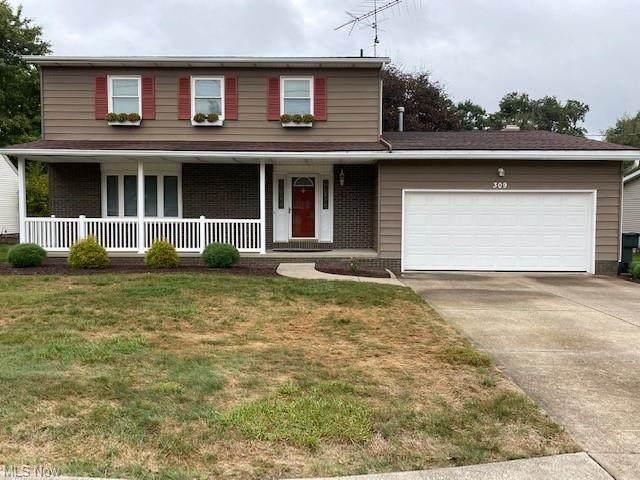 309 Leatherman Road, Wadsworth, OH 44281 (MLS #4318631) :: Keller Williams Chervenic Realty
