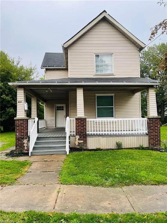 417 Pratt Street, Ravenna, OH 44266 (MLS #4318890) :: The Holly Ritchie Team