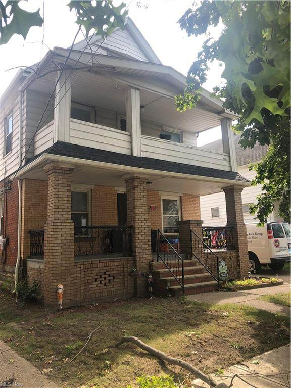 4011 E 55th Street, Cleveland, OH 44105 (MLS #4318932) :: RE/MAX Trends Realty