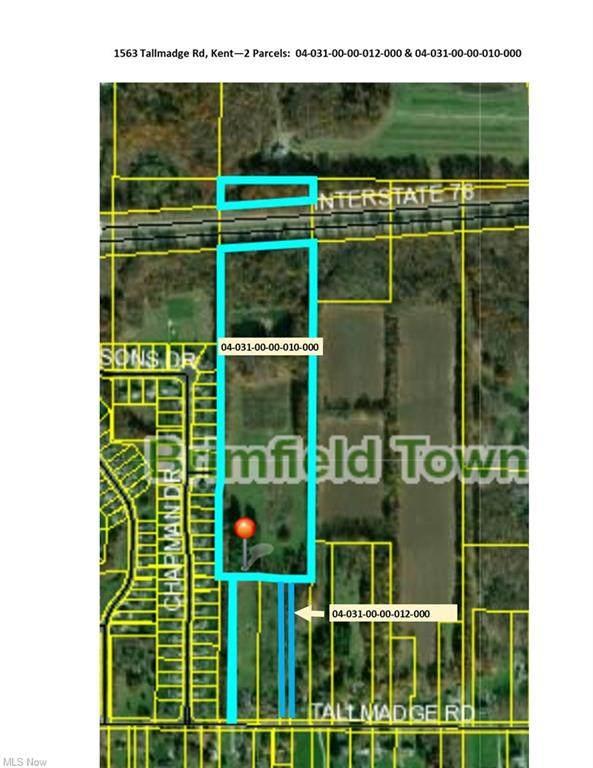 1563 Tallmadge Road, Kent, OH 44240 (MLS #4318939) :: Keller Williams Chervenic Realty