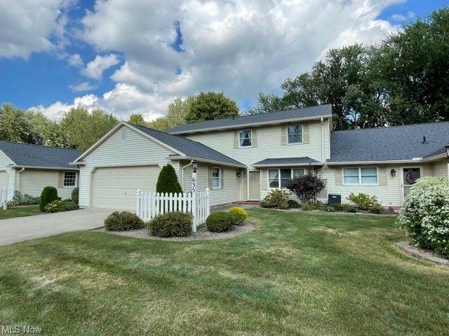 635 Bent Creek Drive, Wadsworth, OH 44281 (MLS #4318961) :: Keller Williams Chervenic Realty