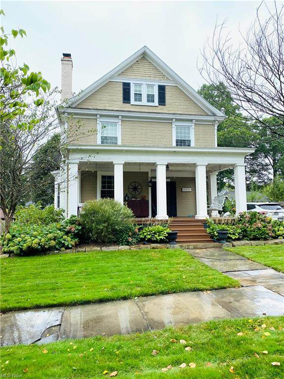 247 Highland Avenue, Salem, OH 44460 (MLS #4319093) :: The Holly Ritchie Team