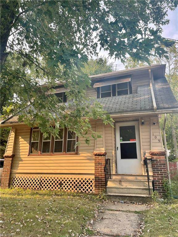 109 W Burns Avenue, Akron, OH 44310 (MLS #4319251) :: TG Real Estate