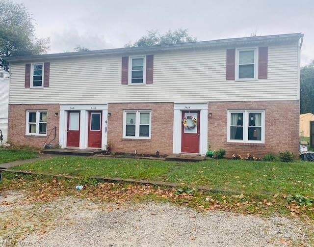 3404 Peach Drive, Akron, OH 44319 (MLS #4319302) :: RE/MAX Edge Realty