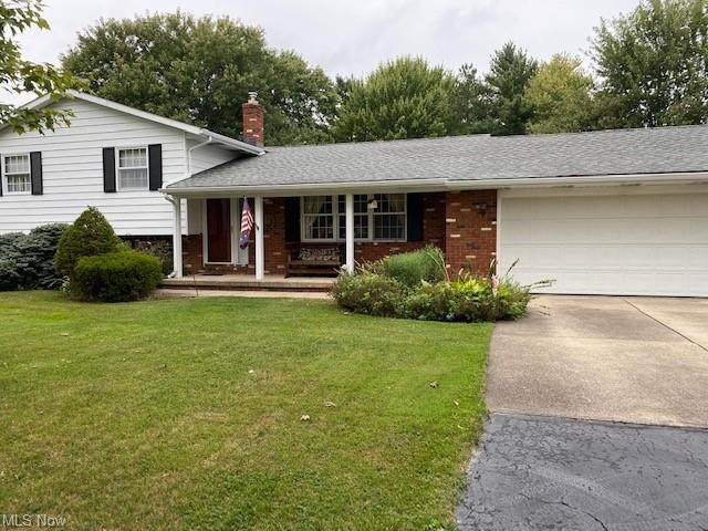 349 Kathleen Drive, Jefferson, OH 44047 (MLS #4319424) :: RE/MAX Edge Realty