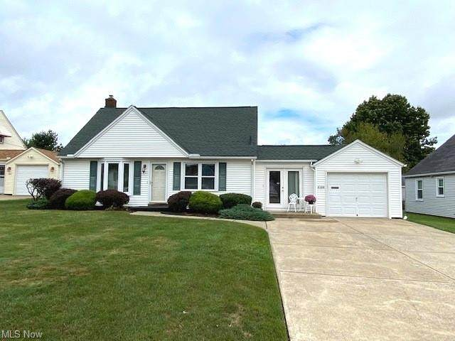 4109 3rd Street NW, Canton, OH 44708 (MLS #4319429) :: The Holden Agency