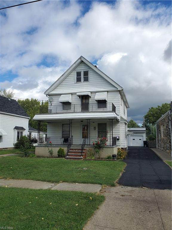 841 Whitcomb Road, Cleveland, OH 44110 (MLS #4319527) :: RE/MAX Edge Realty